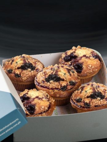 Blueberry Muffins – 5 pcs