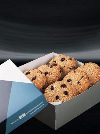 Oatmeal Cookies – 6 pcs