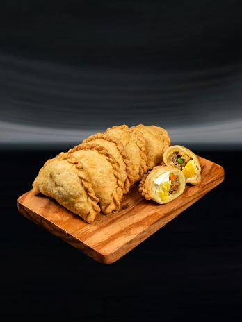 Pork Empanada – 6 pcs
