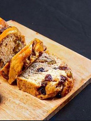 Sultana-Raisin Bread