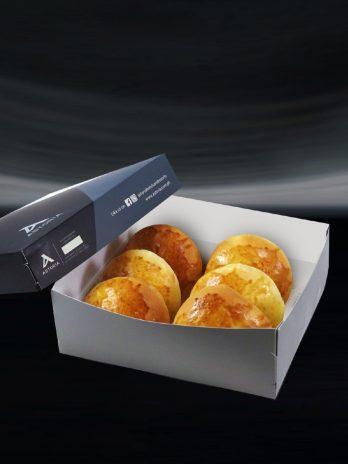 Pork Asado Bun – 6 pcs