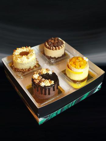 Perfect Petite Cakes