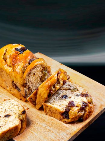Sultana-Raisin Bread