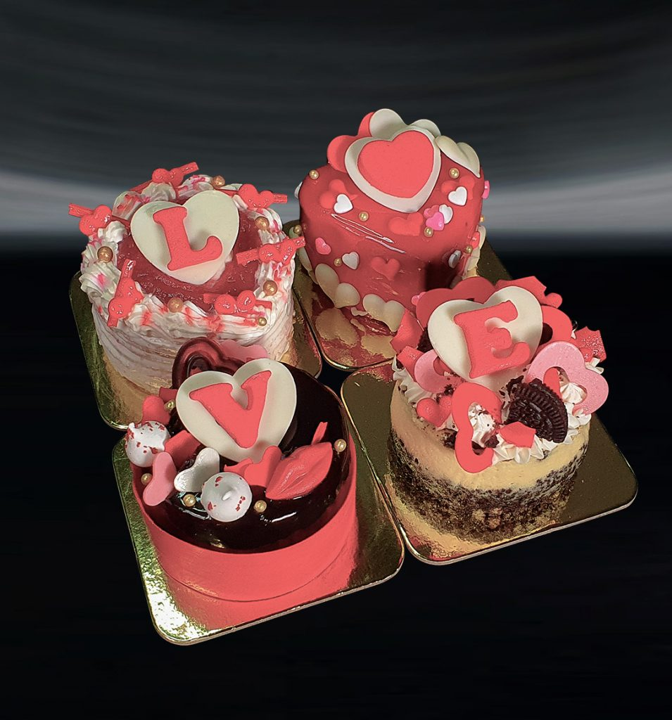 Astoria's Valentine's Collection