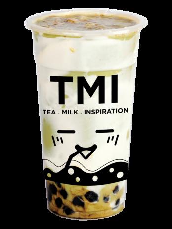 GTG. Green Tea Goodness