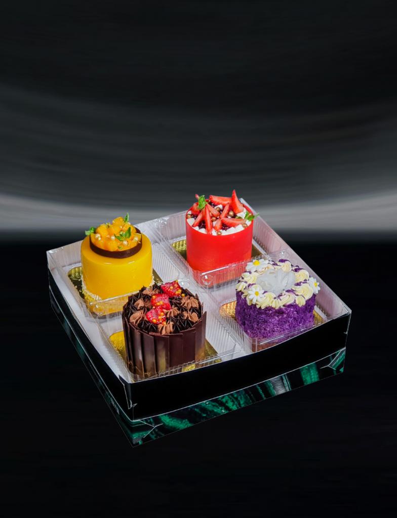 Summer Delight Mini Cakes