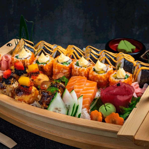 Take Me to Japan: 5 Minami Saki Dishes From The Land of The Rising Sun